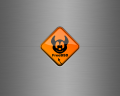 FreeBSD warning sign by DeVinS